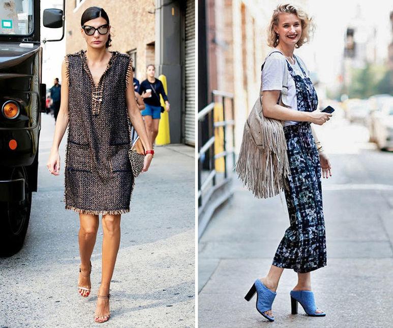 Модные сарафаны для тех, кому за 40 - фасоны, которые стройнят и молодят