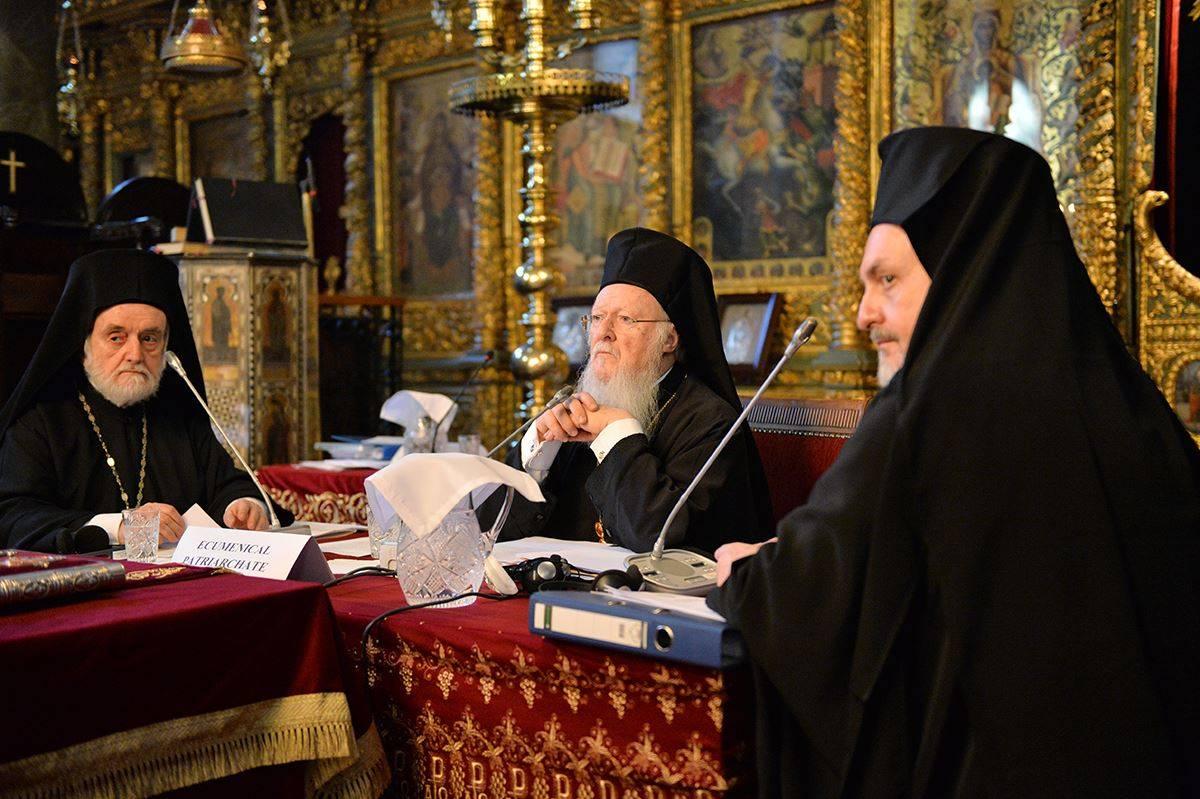 Лукавство Константинопольского патриархата