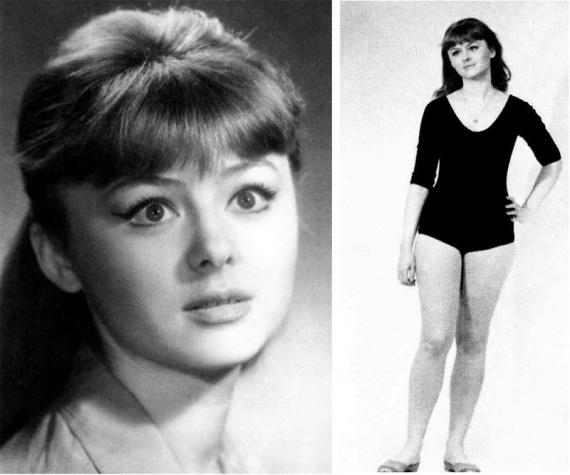 Фотопробы звёзд советского кино