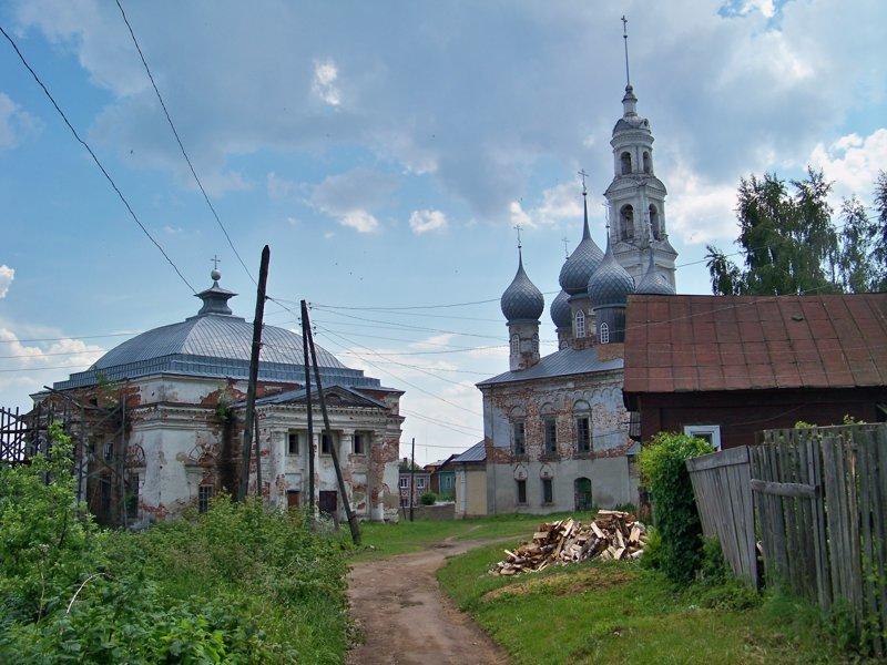 Городок имеет богатую и интересную историю Города России, ивановская область, красивые города, пейзажи, путешествия, россия