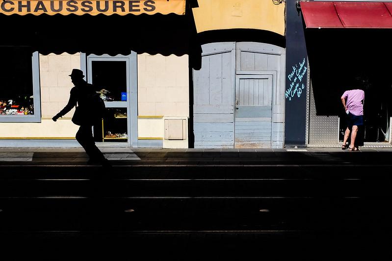 Прогулка по улицам Ниццы
