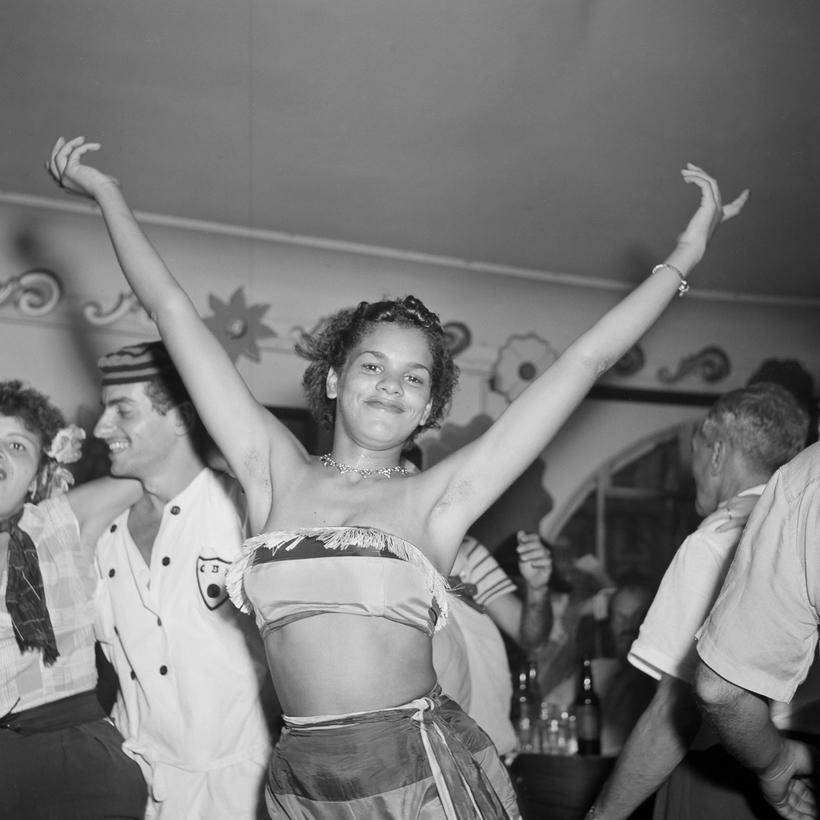 Карнавал в Рио-де-Жанейро: как это было в далеком 1953 году