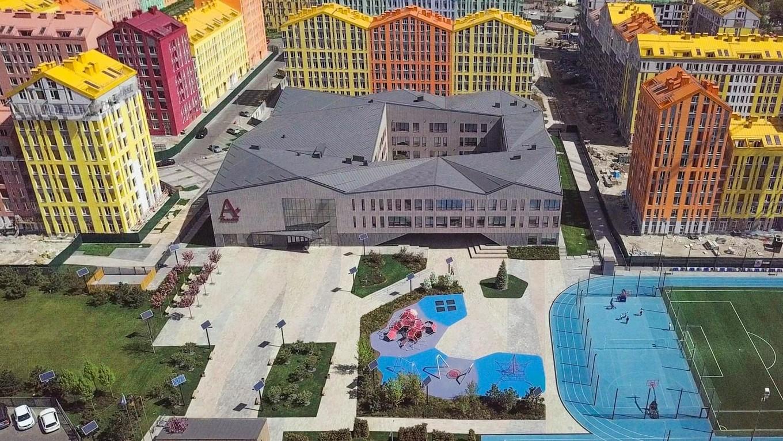 Проект инновационной школы в Киеве