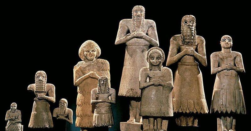 Песок построил, и он же разрушил: куда пропала шумерская цивилизация