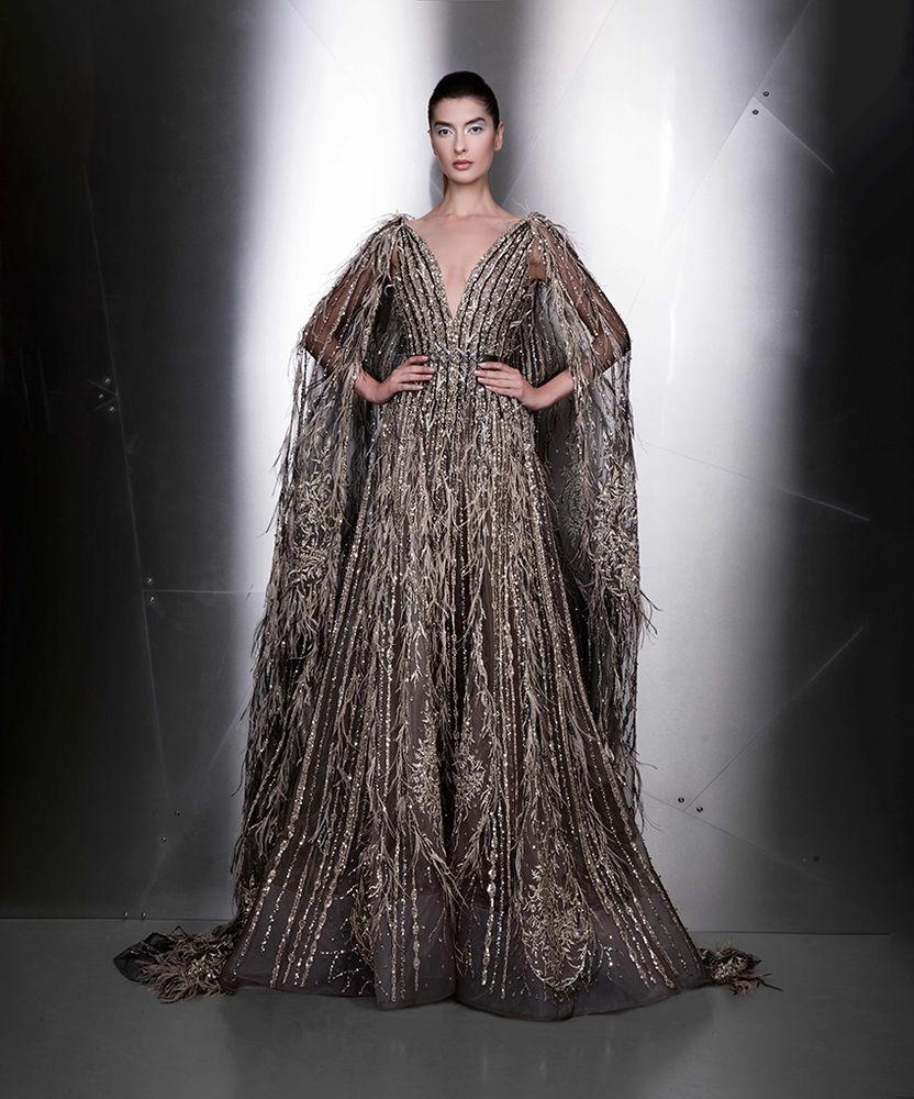 Потрясающя коллекция Ziad Nakad Ready to Wear 2019-2020, фото № 17