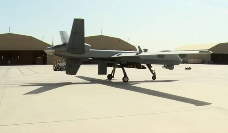 Греция вооружается американскими беспилотниками MQ-9 Reaper