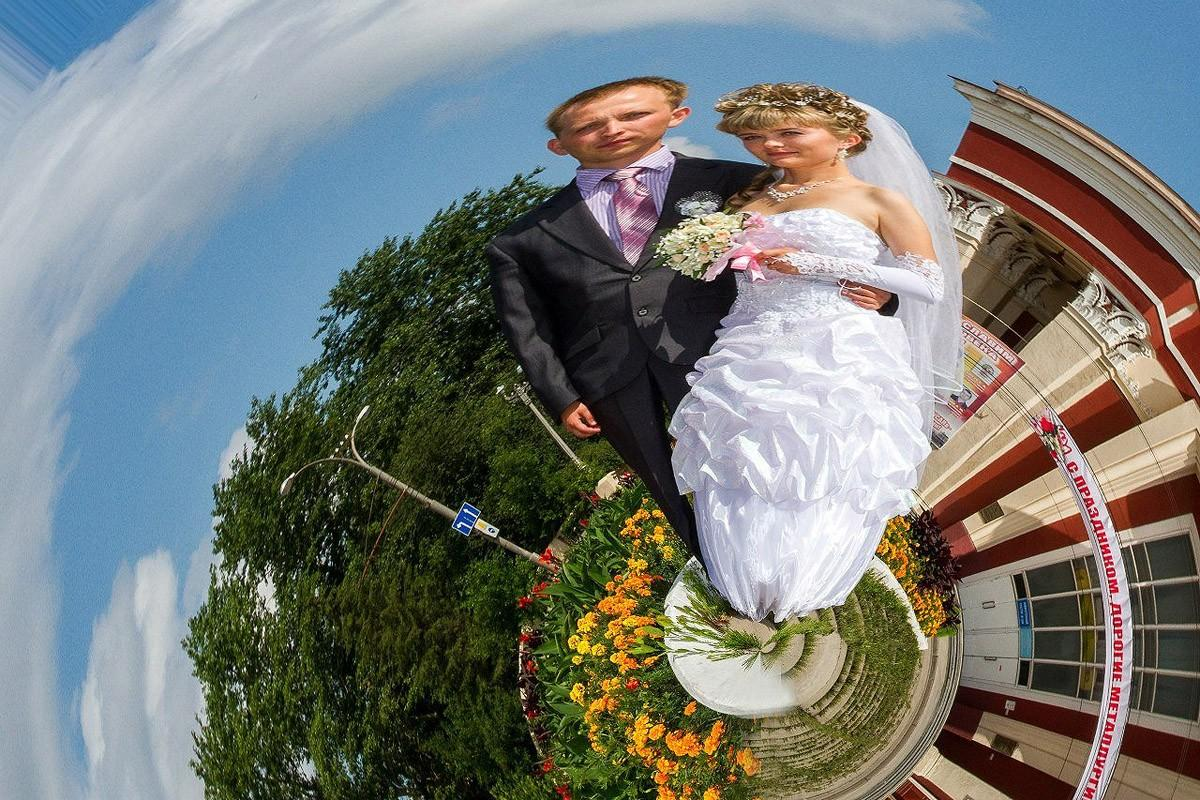 сложилась неудачная свадебная фотосессия назвали