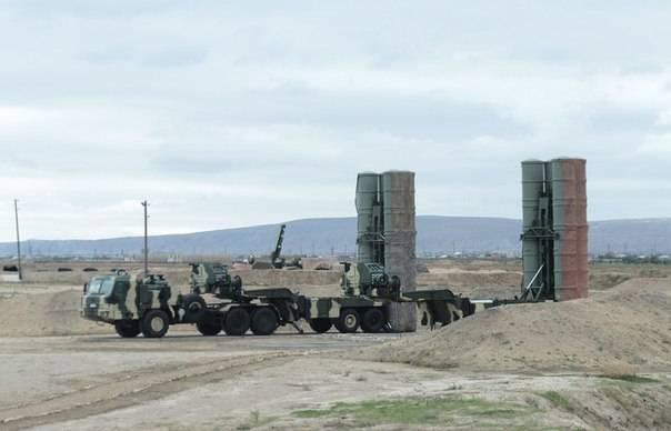 Современное состояние системы ПВО Азербайджана