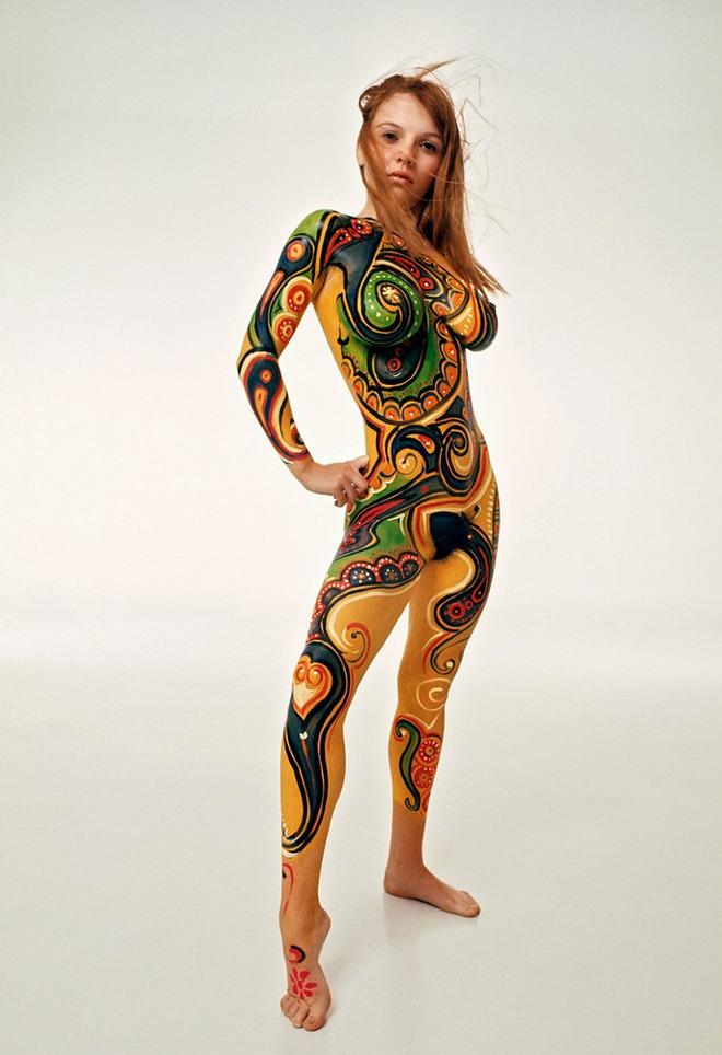 Michelle Angelo by Mario Casilli 1968