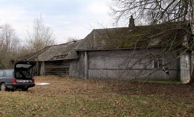 Мужчина купил заброшенный хутор 1918 года и несмотря на насмешки за 3 года построил дом мечты Культура