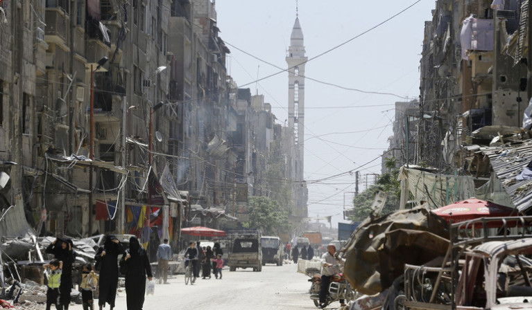 Постпред России при ОЗХО заявил, что химатаку в Сирии инсценировали британские спецслужбы