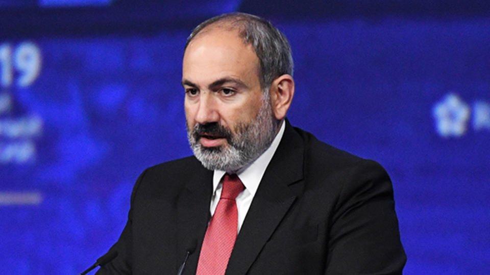 Пашинян: Армения хочет построить качественно новые отношения с Россией Политика