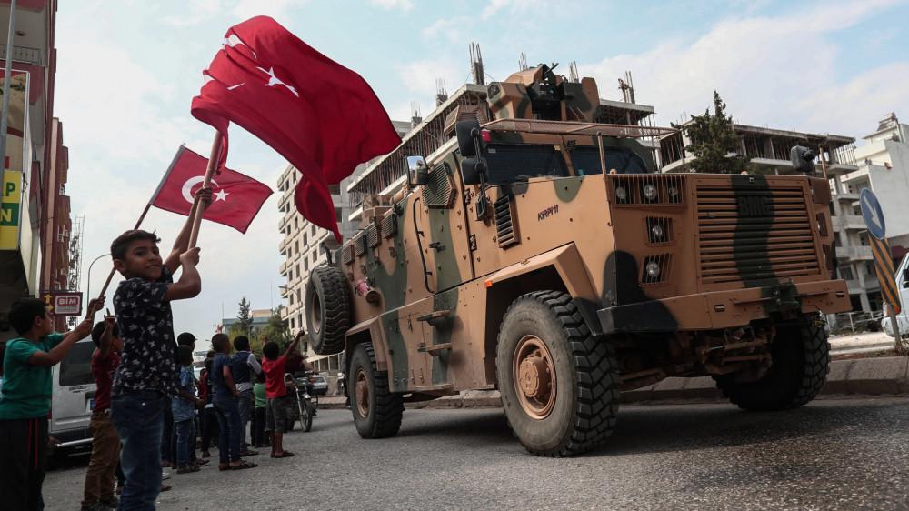 Война в Сирии. «Турецкий гамбит» Эрдогана? (продолжение)