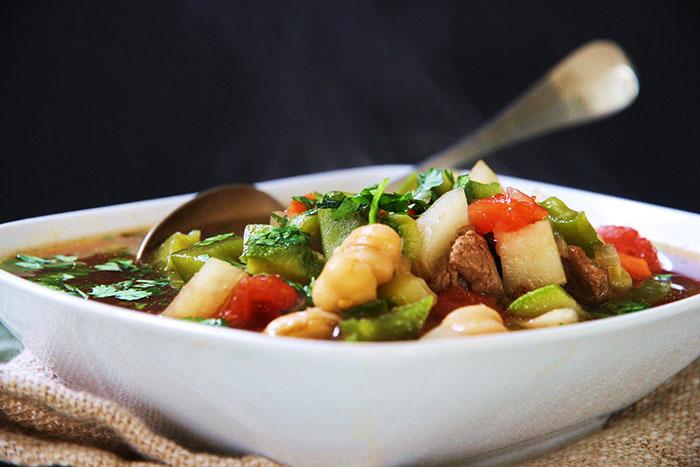 5 самых вкусных супов восточной кухни