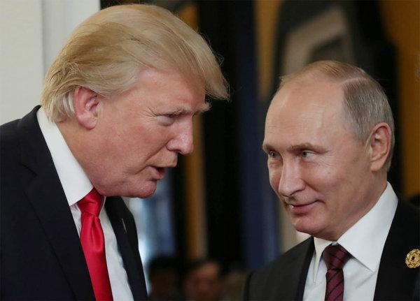 Трамп пожаловался Путину на …