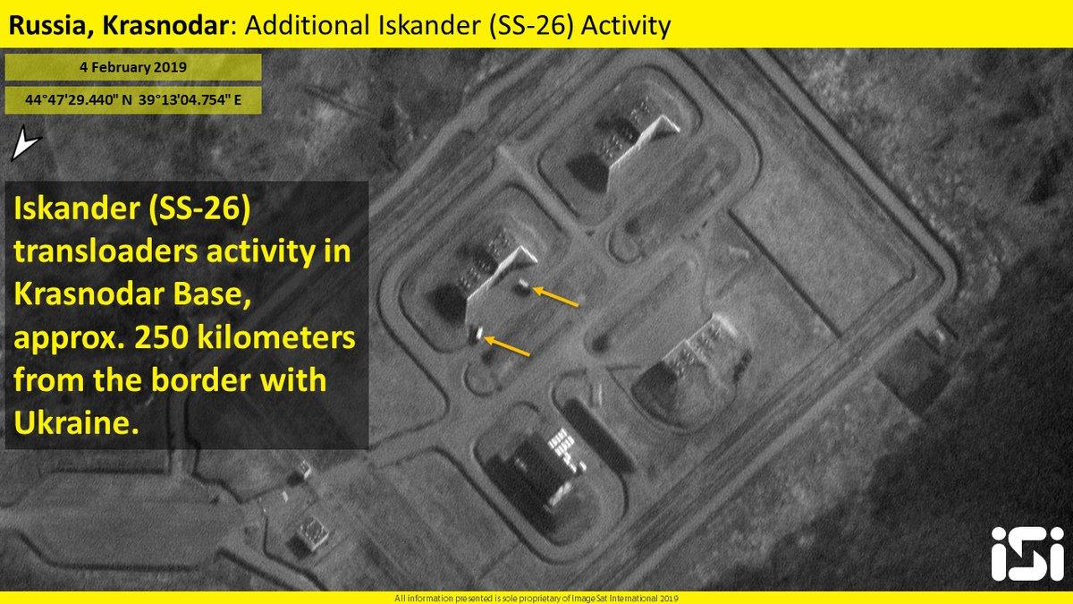 """Появление """"Искандер"""" на границе с Украиной стало последним предупреждением"""