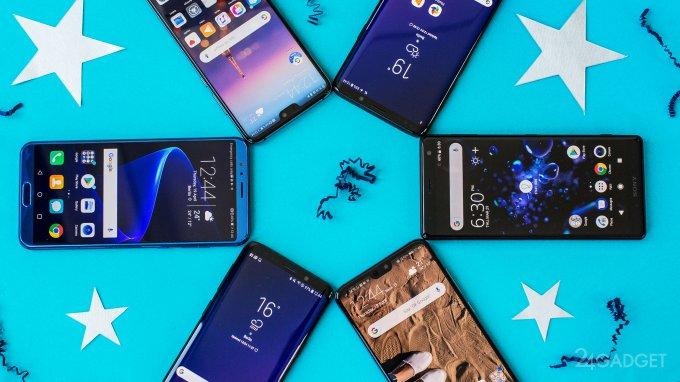 Рейтинг самых мощных Android-смартфонов 2019 года по версии AnTuTu