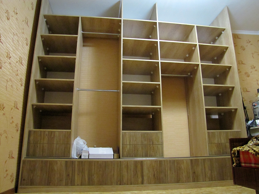 шкаф купе своими руками в домашних условиях фото котором