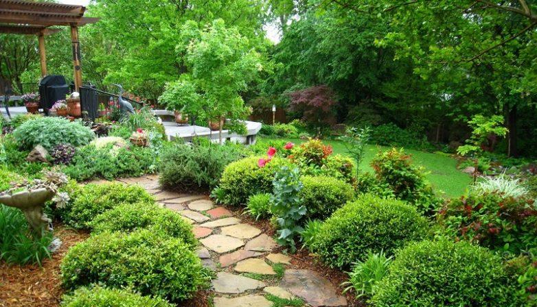 Простые и замечательные идеи для сада