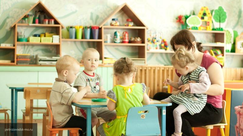 В Ленинском районе появился детский сад на 360 мест