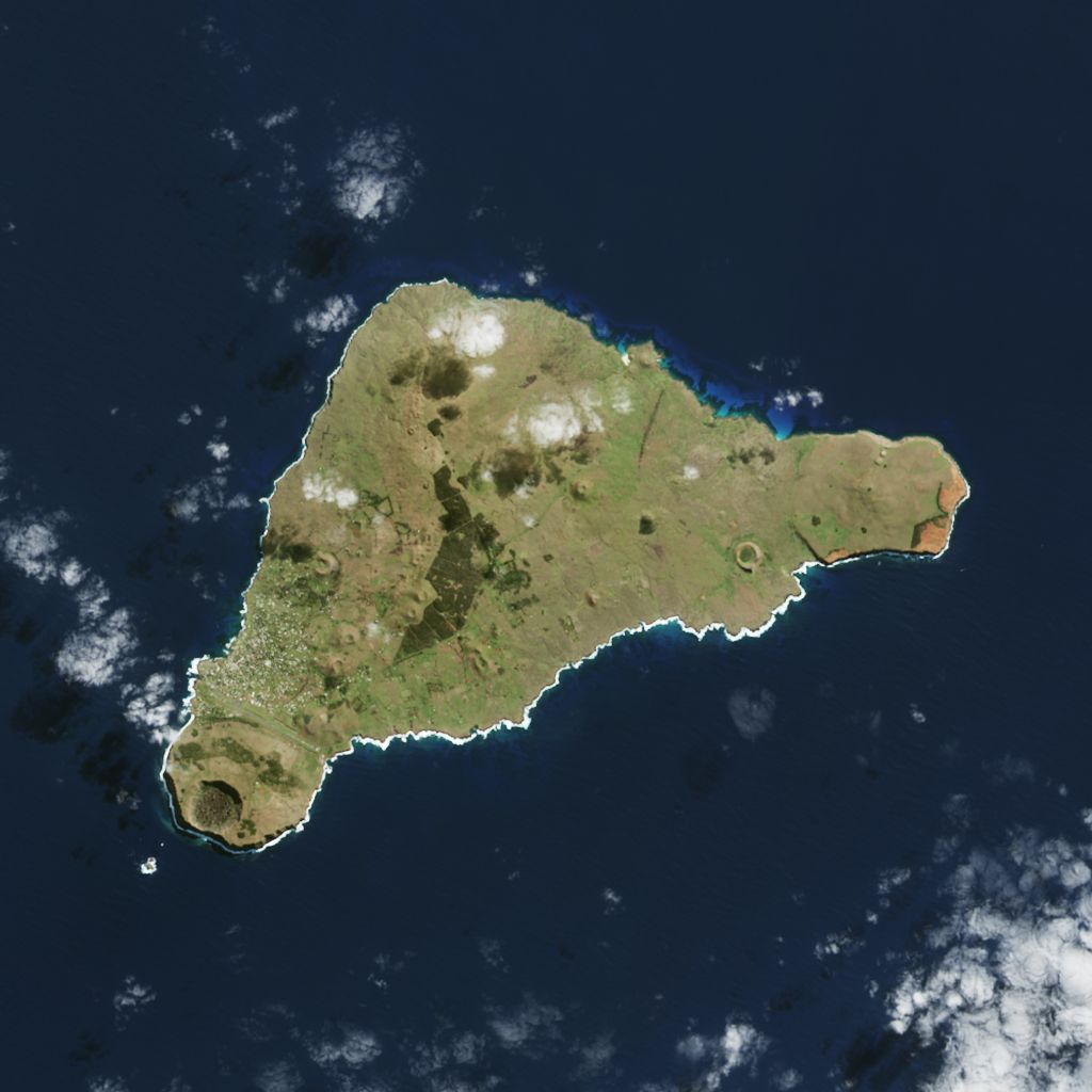 Названа точная причина исчезновения древней цивилизации острова Пасхи