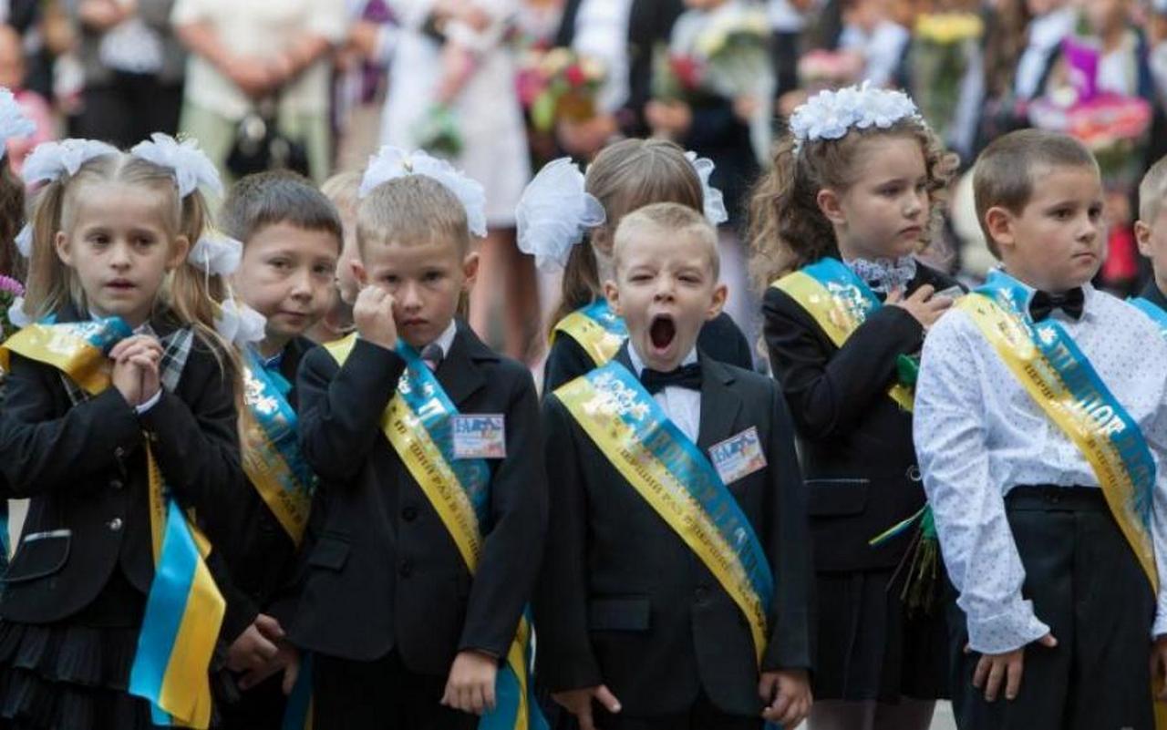 Как уничтожают русскую школу Украины