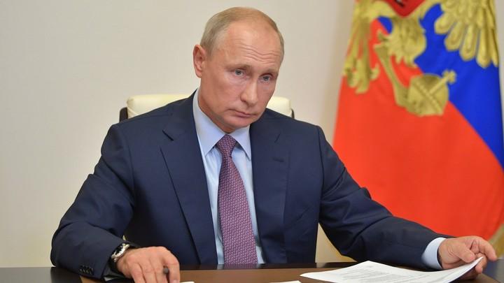 Неизвестный COVID угрожает России: Путин проводит совещание - прямая трансляция россия