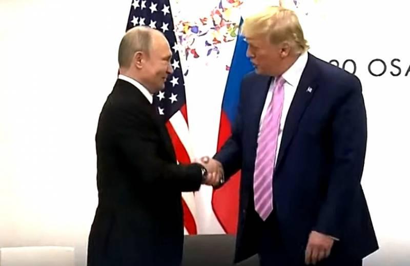 «Прекрасный парень»: Трамп разоткровенничался о Путине