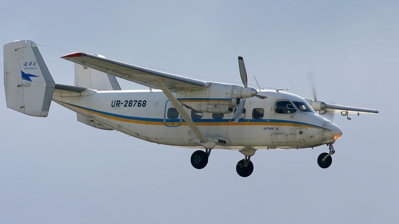 Спасатели отправились на поиски пропавшего под Томском Ан-28 Происшествия