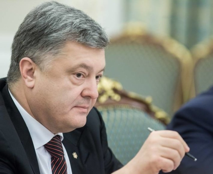 Порошенко сообщил, что Украина «переиграла» Россию