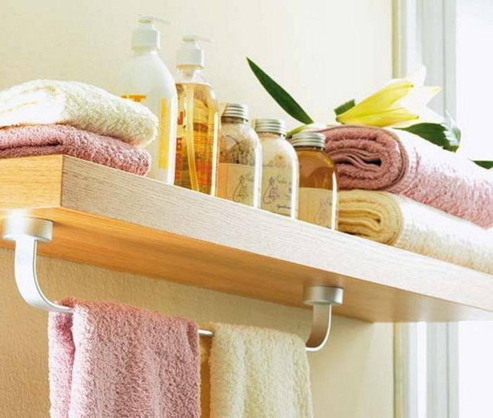 Влага способствует распространению бактерий в полотенцах. / Фото: kvartblog.ru