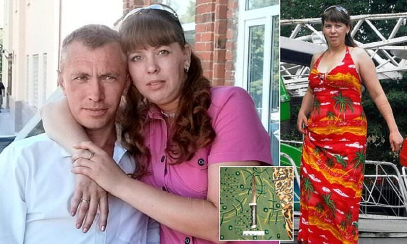 Жена убила мужа за нелюбовь …