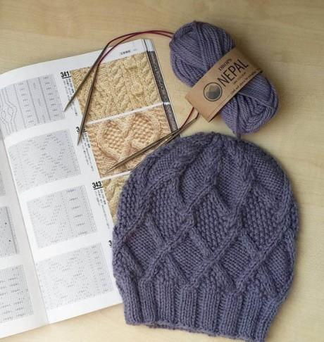 подборка шапка спицами вязание спицами женские шапочки