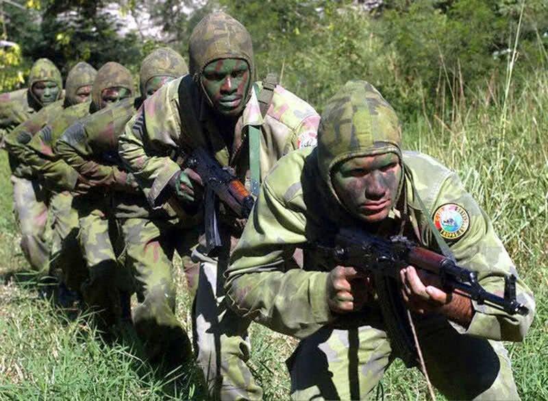 Россия послала офицеров ССО создавать новые плацдармы влияния