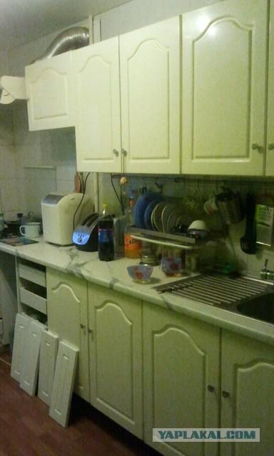 Как мы с Мартином перевоплотили кухню.