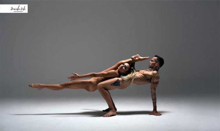 Спортсмены со всего мира разделись, показав свои роскошные тела ради благотворительности
