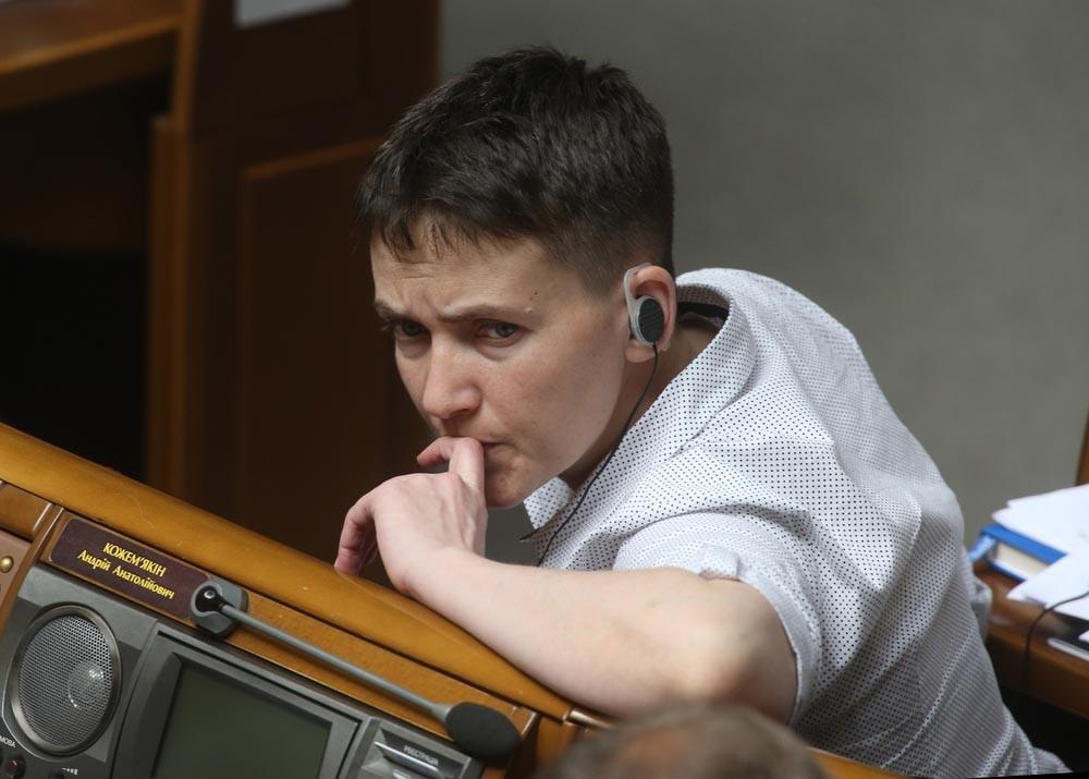 Арест узницы ФСБ
