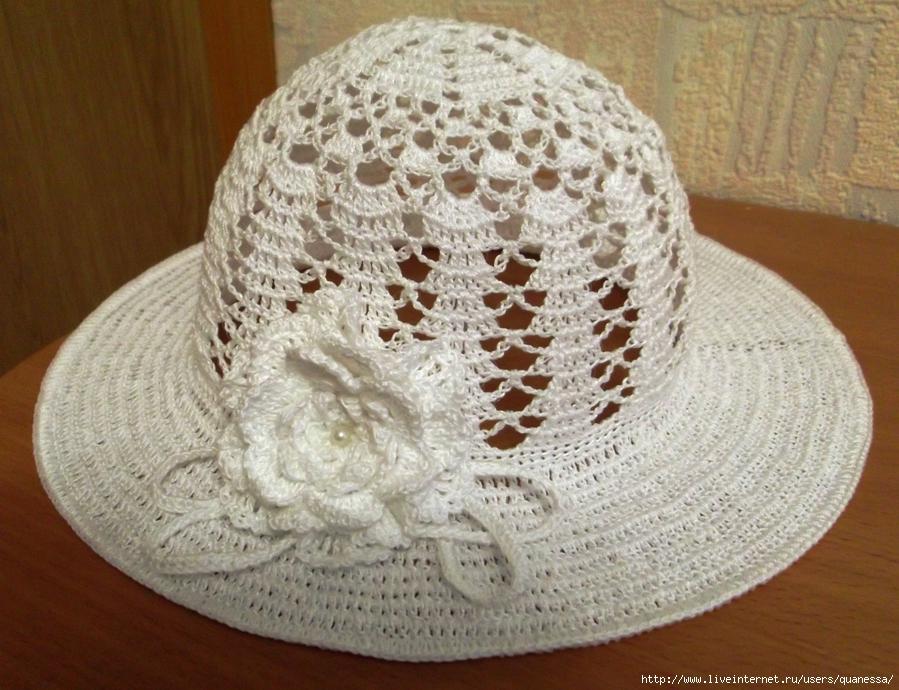 Немнущаяся шляпка без накрахмаливания. Чудо-идея
