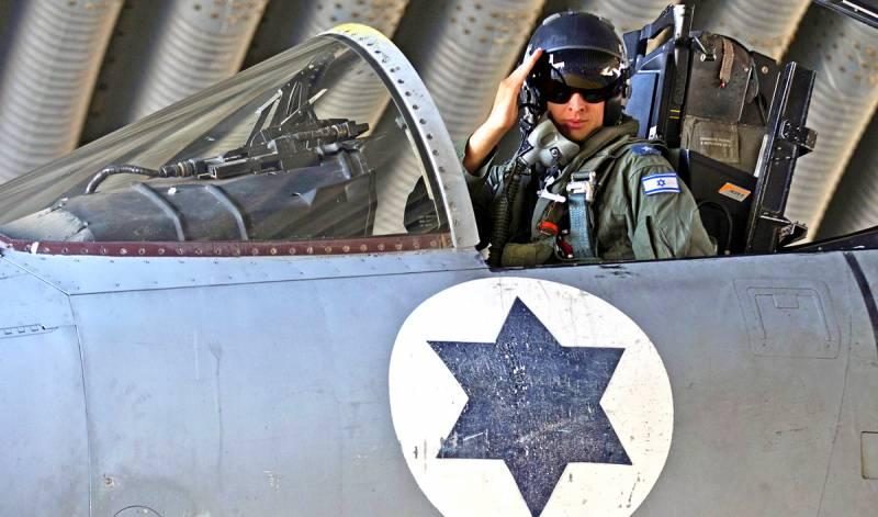 Израильские удары по Сирии: …