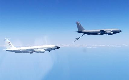 Воздушная разведка НАТО у границ РФ становится невыносимо наглой разведка