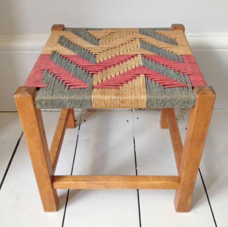 Плетеная мебель своими руками (подборка мастер-классов) вдохновение
