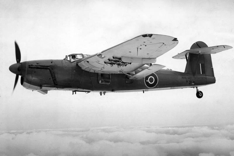 Боевые самолеты: «Barracuda» со второстепенным целями и задачами ввс