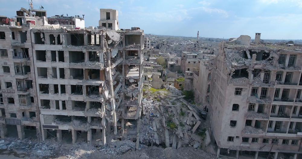 Мир в Сирии возможен лишь без США