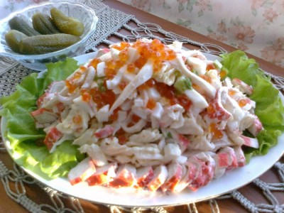 Салат «Морская Фантазия» — к…
