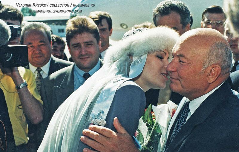 Над чем  мы смеялись  в  1996 году Горбачев