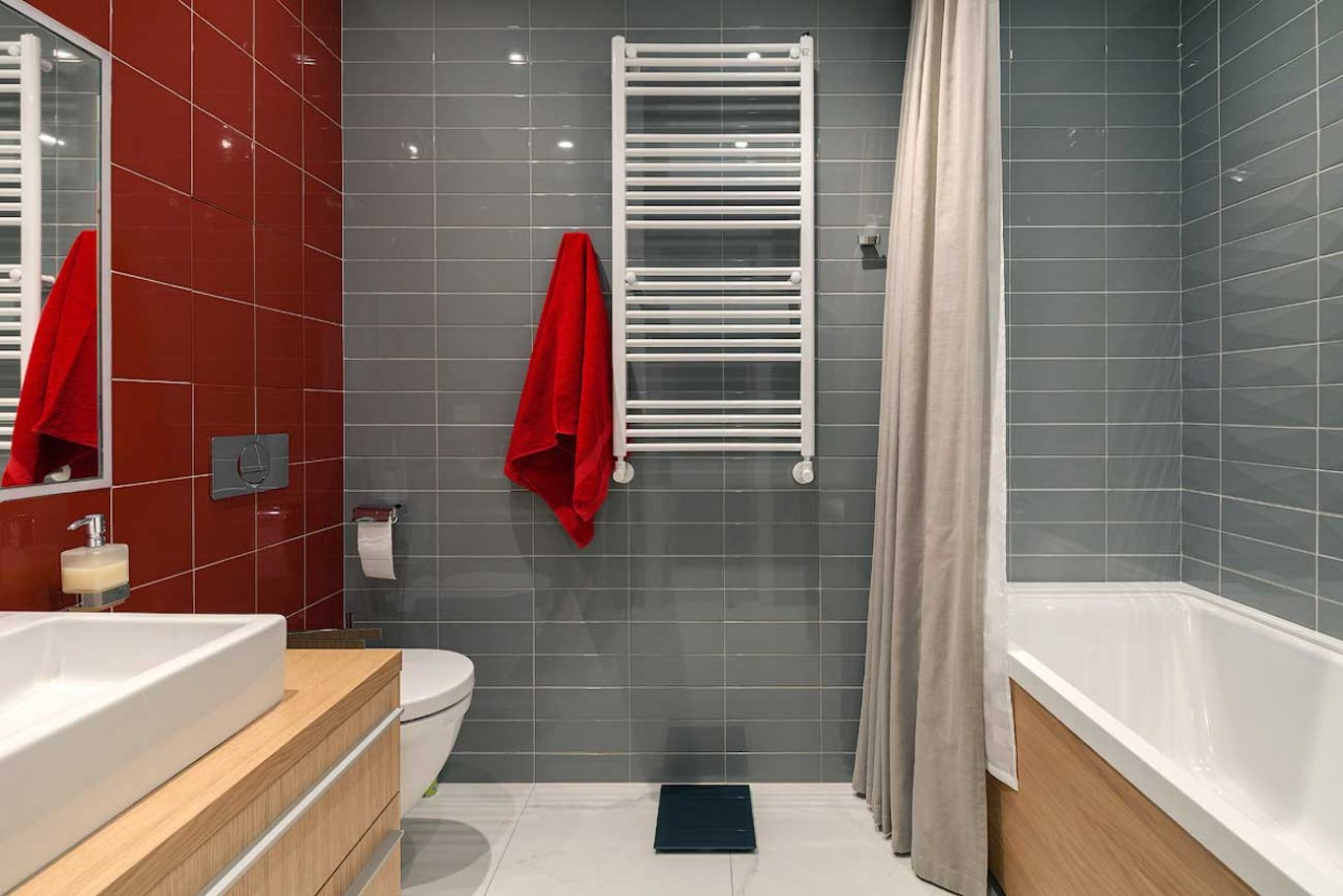 Дизайн ванной 4 кв. м. Фото лучших современных идей