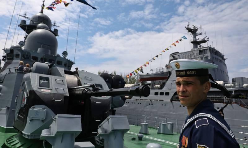 Российская блокада до Днепра доведёт