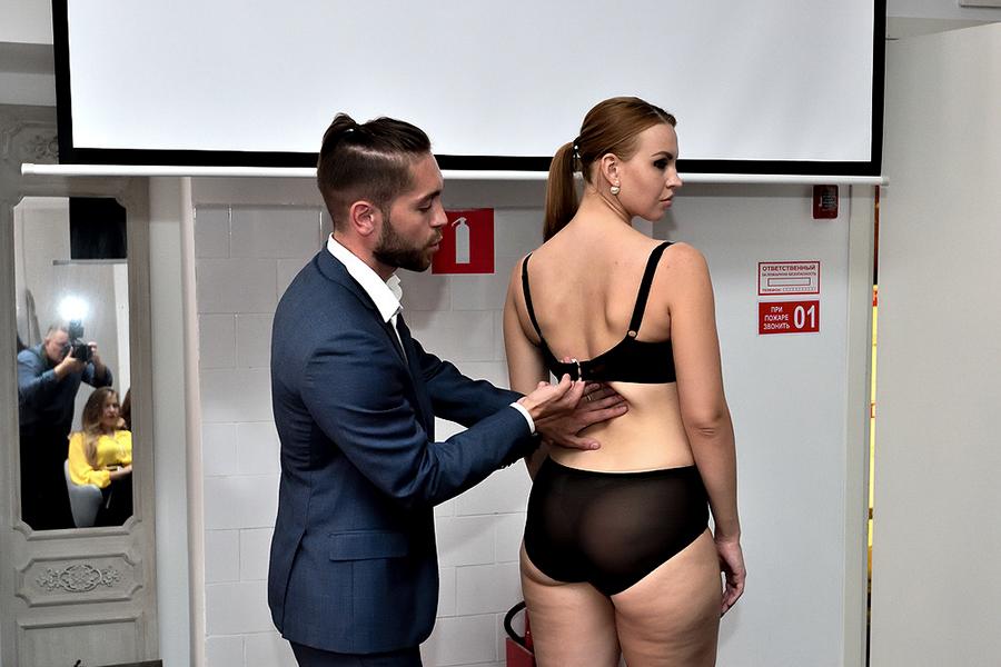 Как выглядит обычная женщина в белье без фотошопа. Ожидание vs реальность