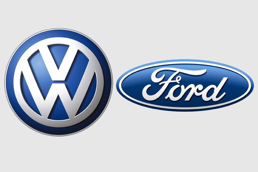 Volkswagen и Ford планируют создать альянс