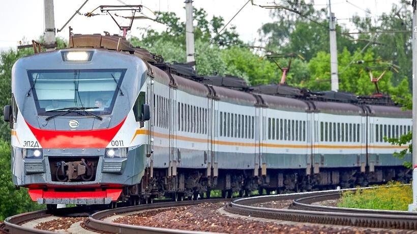 Расписание вечерних поездов частично восстановили на Рижском направлении МЖД
